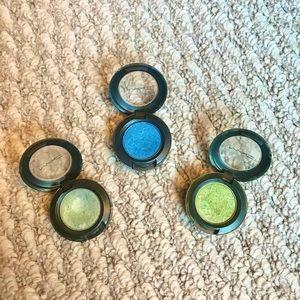 MAC Eyeshadow - Bundle of 3